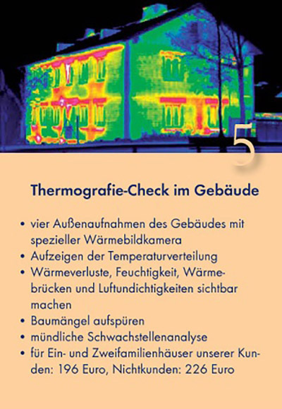 Thermografie Check